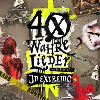 In Extremo - 40 Wahre Lieder: The Best Of (2017) 320 kbps