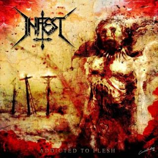 Infest - Addicted To Flesh (2017) 320 kbps