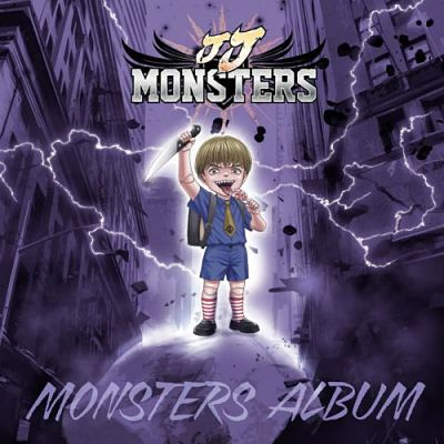 JJ Monsters - Monsters Album (2017) 320 kbps
