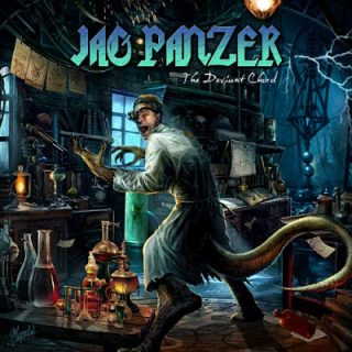 Jag Panzer - The Deviant Chord [Limited Edition] (2017) 320 kbps + Scans