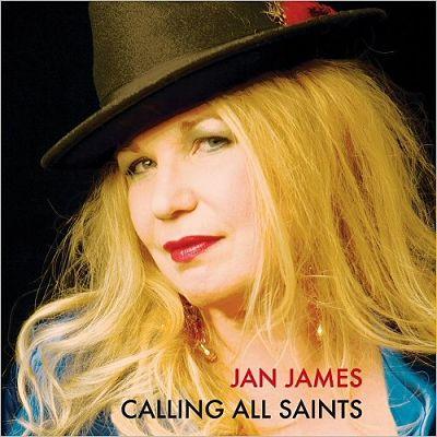 Jan James - Calling All Saints (2017) 320 kbps