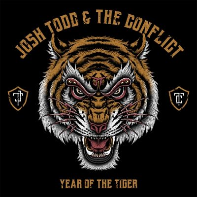 Josh Todd & The Conflict - Year Of The Tiger (2017) 320 kbps