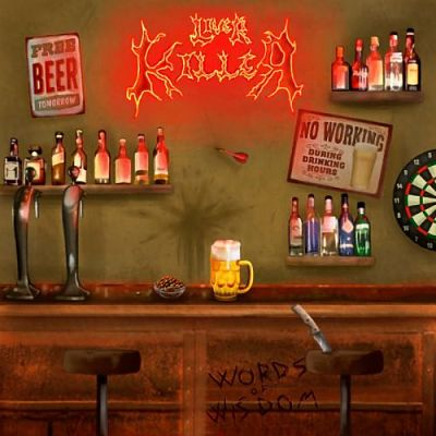 Liver Killer - Words Of Wisdom (2017) 320 kbps