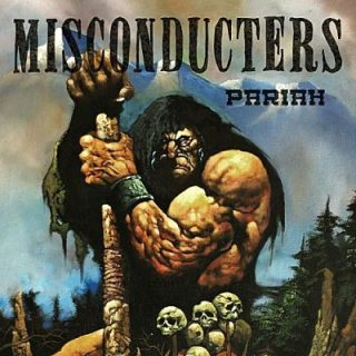 Misconducters - Pariah (2017) 320 kbps