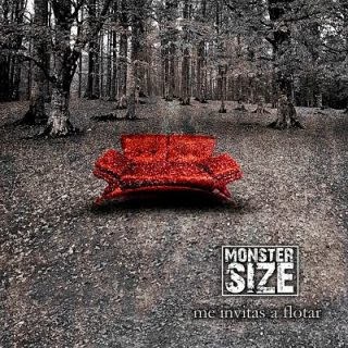 Monstersize - Me Invitas A Flotar (2017) 320 kbps