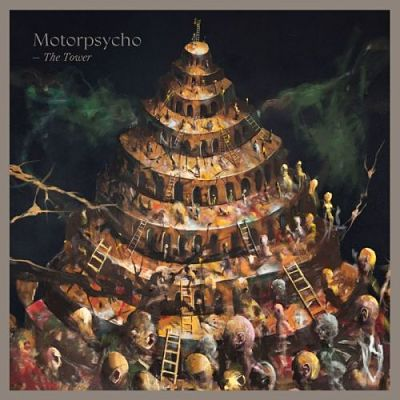 Motorpsycho - The Tower (2017) 320 kbps
