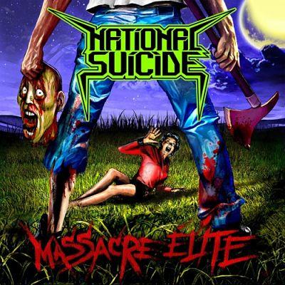 National Suicide - Massacre Elite (2017) 320 kbps