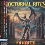 Nocturnal Rites – Phoenix [Japanese Edition] (2017) 320 kbps + Scans