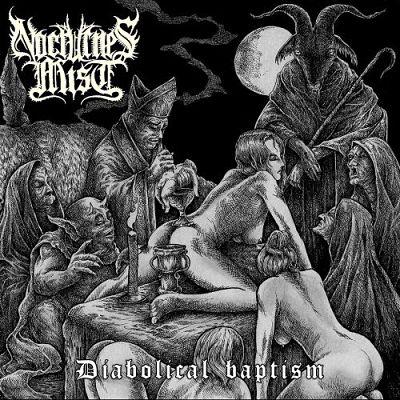 Nocturnes Mist - Diabolical Baptism (2017) 320 kbps