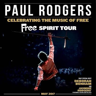 Paul Rodgers - Celebrating The Music Of Free [Live] (2017) 320 kbps