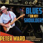 Peter Ward - Blues On My Shoulders (2017) 320 kbps
