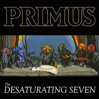 Primus - The Desaturating Seven (2017) 320 kbps