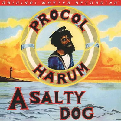 Procol Harum - A Salty Dog (1969) [SACD] (2017 MFSL) 320 kbps + Scans