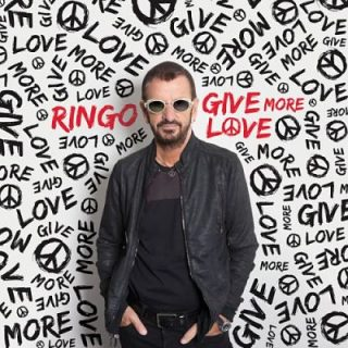 Ringo Starr - Give More Love (2017) 320 kbps