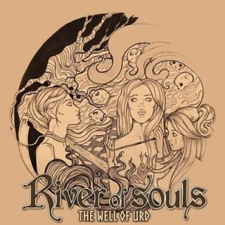 River Of Souls - The Well Of Urd (2017) 320 kbps