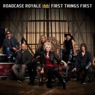Roadcase Royale - First Things First (2017) 320 kbps