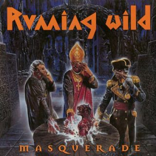 Running Wild - Masquerade (1995) [Deluxe Expanded Edition, Remastered 2017] 320 kbps + Scans