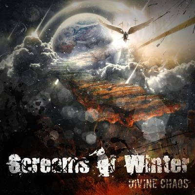 Screams of Winter - Divine Chaos [EP] (2017) 320 kbps