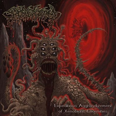 She Ate A Scorpion - Expeditious Aggrandizement Of Xenobiotic Enormities (2017) 320 kbps