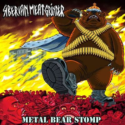Siberian Meat Grinder - Metal Bear Stomp (2017) 320 kbps