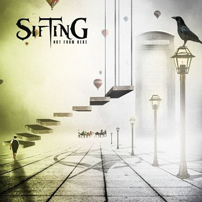 Sifting - Not from Here (2017) 320 kbps