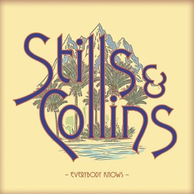 Stephen Stills & Judy Collins - Everybody Knows (2017) 320 kbps