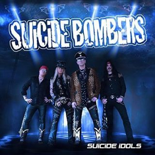 Suicide Bombers - Suicide Idols (2017) 320 kbps