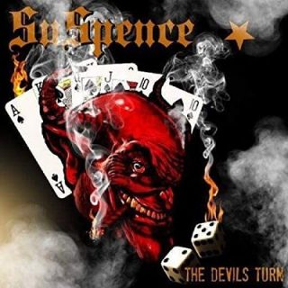 SuSpence - The Devils Turn (2017) 320 kbps