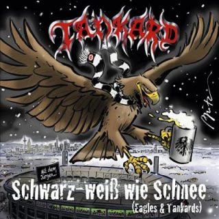 Tankard - Schwarz-weiß wie Schnee [EP] (2017) 320 kbps