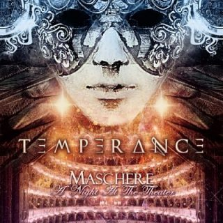 Temperance - Maschere - A Night at the Theater [Live] (2017) 320 kbps