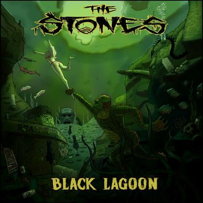 The Stones - Black Lagoon (2017) 320 kbps