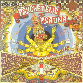 Various Artists - A Psychedelic Psauna (1991)
