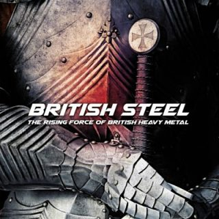 Various Artists - British Steel - The Rising Force of British Heavy Metal (2017) 320 kbps
