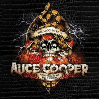Various Artists - The Many Faces Of Alice Cooper (2017) 320 kbps