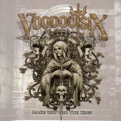 Voodoo Six - Make Way for the King (2017) 320 kbps