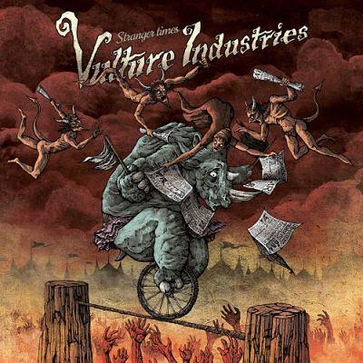 Vulture Industries - Stranger Times (2017) 320 kbps