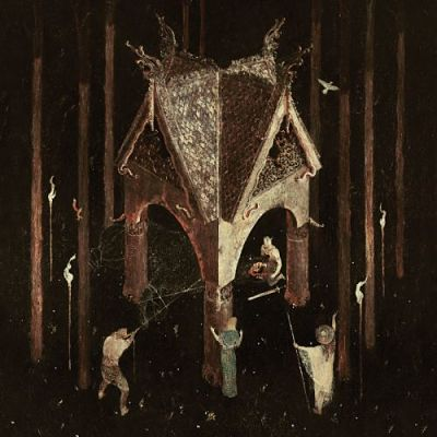 Wolves in the Throne Room - Thrice Woven (2017) 320 kbps