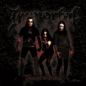 2000 - Damned in Black