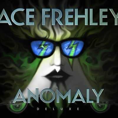 Ace Frehley - Anomaly (2009) [Deluxe Edition 2017] 320 kbps