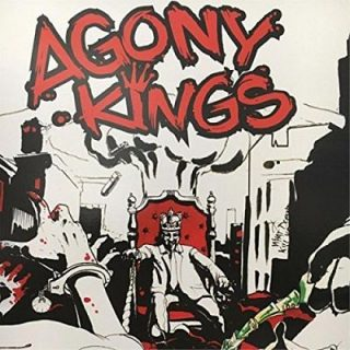 Agony Kings - Agony Kings (2017) 320 kbps