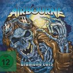 Airbourne - Diamond Cuts [4CD Box Set] (2017) 320 kbps + Scans
