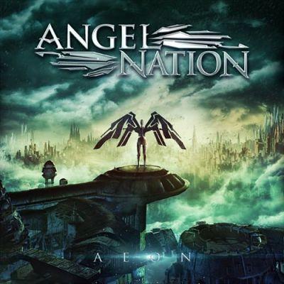 Angel Nation - Aeon (2017) 320 kbps