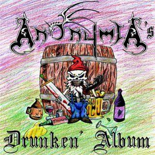 Anonymia - Anonymia's Drunken Album (2017) 320 kbps