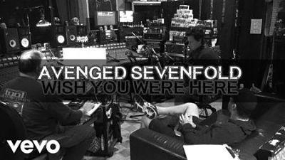 Avenged sevenfold malaguea salerosa la malaguea single 2017 avenged sevenfold wish you were here single 2017 320 kbps voltagebd Gallery