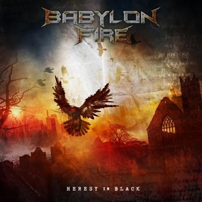Babylon Fire - Heresy in Black [EP] (2017) 320 kbps