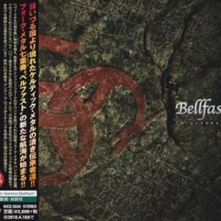 Bellfast - Triquedraco [Japanese Edition] (2017) 320 kbps