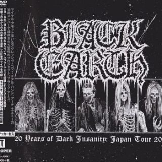 Black Earth - 20 Years Of Dark Insanity: Japan Tour 2016 [2CD] (2017) 320 kbps