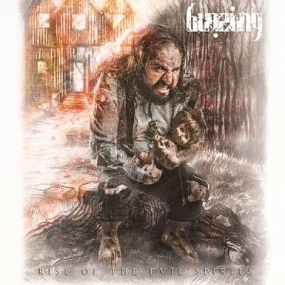Blazing - Rise Of The Evil Spirits (2017) 320 kbps