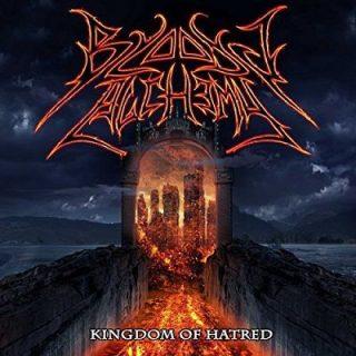 Bloody Alchemy - Kingdom Of Hatred (2017) 320 kbps