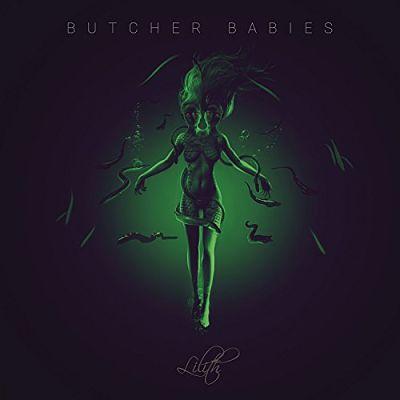 Butcher Babies - Lilith (2017) 320 kbps